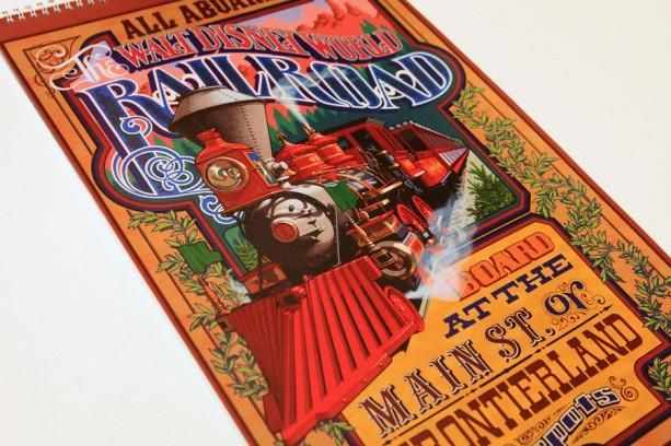 All Aboard with Disney Railroad T-Shirts Coming to Disney Parks Online Store from January 27-February 2, 2014