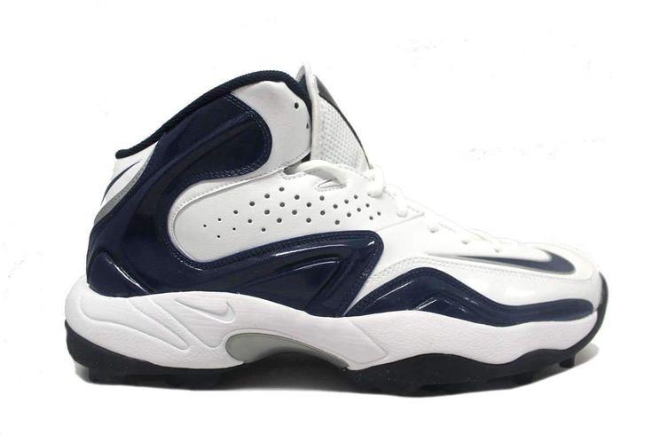 Nike Zoom Merciless Pro Shark Turf Cleats