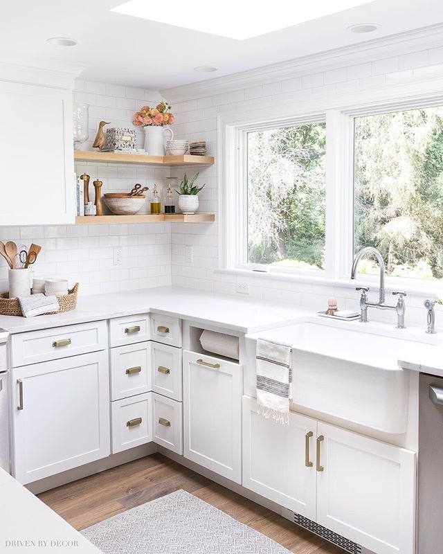 Ltkhome Liketoknow It Home Instagram Photos And Videos White Kitchen Remodeling Kitchen Remodel Small Kitchen Remodeling Projects