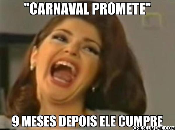 Esse carnaval promete