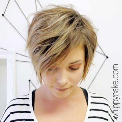 Pixie haircut Front Profile from http://whippycake.com