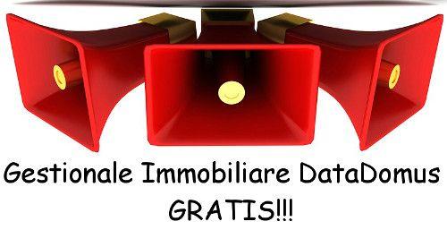 Software Immobiliare  + Aggiornamenti Illimitati GRATIS! http://www.gestionale-immobiliare-gratis.it/