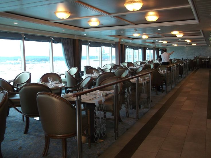 Oceania Cruises - Nautica, Terrace Cafe