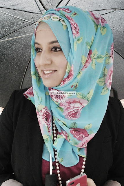 Floral Power - Hijablicious