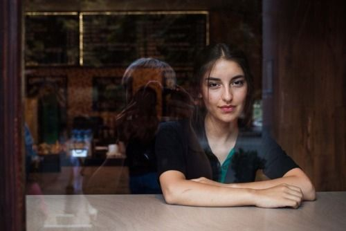 Natia, from Tbilisi, Georgia, studies Law and wishes to become a criminalist. She told me that her dream is to work for the FBI someday. In the meantime she already gained a scholarship and works in this coffee shop for a living.