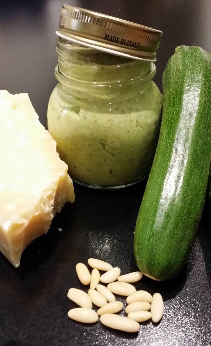 Quotidianamente Bimby: Pesto di zucchine