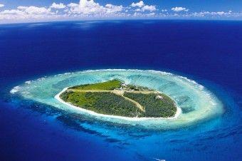 レディエリオット島(Lady Elliot Island)