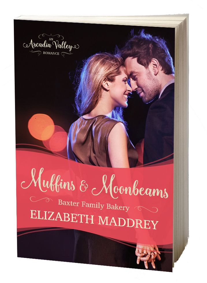 Muffins & Moonbeams  Releasing March 2017: Past hurts and insecurity mean they both prefer the background, but a chance at love shines a light too bright to escape.
