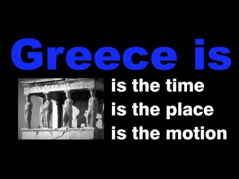 GREECE IS THE WORD..bring this into Social Studies :)