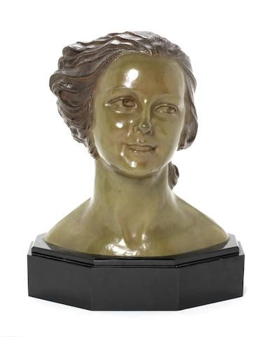 205 Best Images About Art Deco Bust Sculptures On