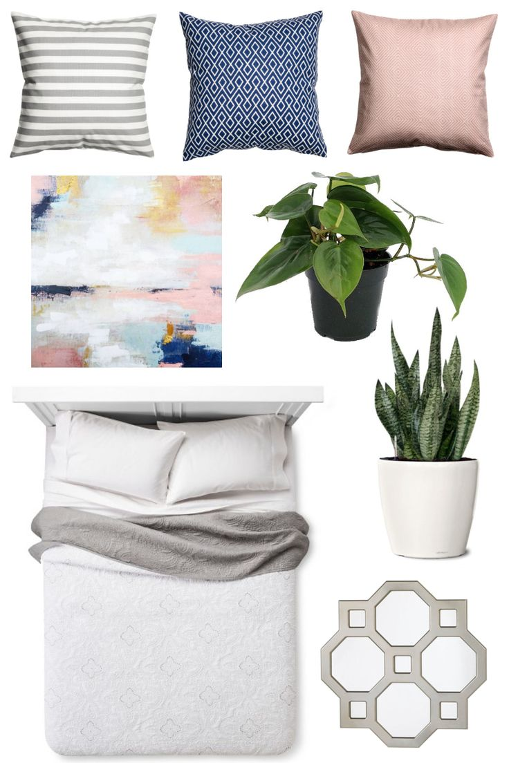 I'm on a mission to make our rented apartment feel like home. To accomplish this, I have a few things planned. First up is this budget bedroom refresh!