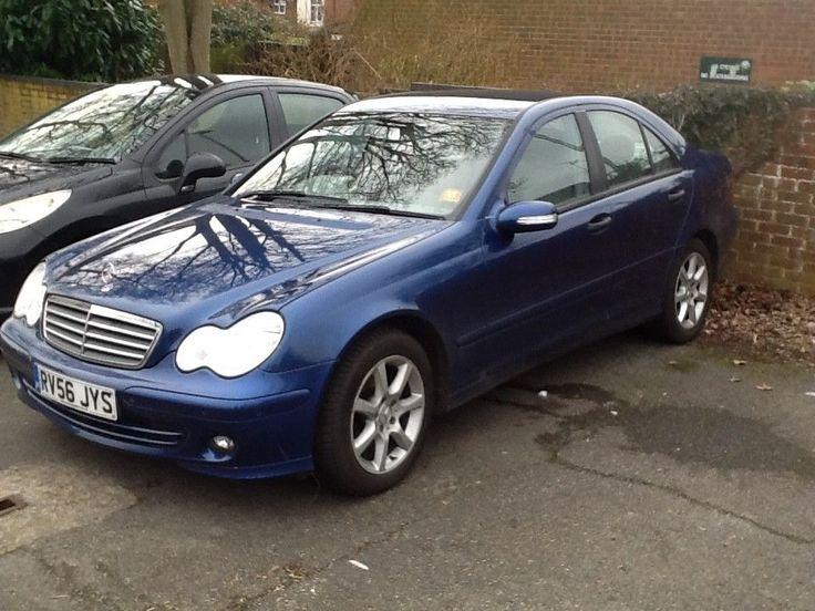 eBay: Mercedes c180 kompressor, spares or repair. #carparts #carrepair