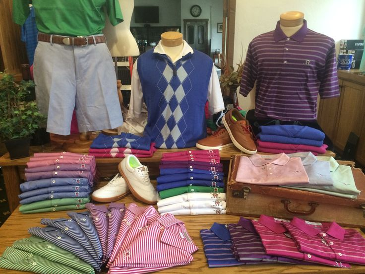 Martin collection spring 2014, Horseshoe Bay Golf Club, Door County WI