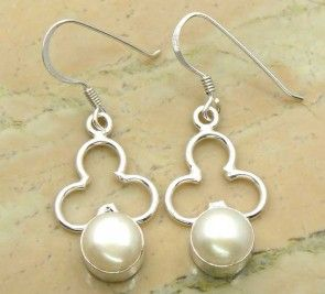 More Info(https://goo.gl/aJ1HuI)  This charming Silver Plated Brass Pearl Dangle Earrings features a 8x8mm Round carat brilliant Round center accented with round genuine pearl stones. An approximate 4.00 total carat weight. This superior quality pearl silver plated brass dangle earrings is set in Silver Plated Brass. #DanglersEarring #DropEarringsOnline #DropEarringsJewellery  #BuyDropEarringsOnline #DanglersOnline #BuyDanglersOnline #DanglerCollections #ImitationJeweleryDanglersEarring