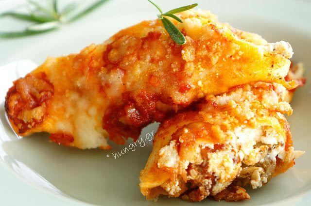 Kitchen Stories: Baked Tortilla Roll-Ups