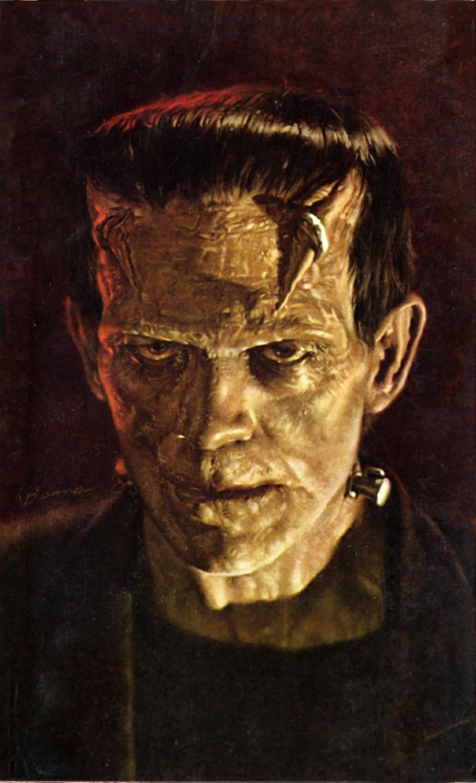 Realism in Mary Shelley's Horror Tale Frankenstein