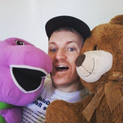 Part of the fun of even a busy working trip to Durban is always catching up with old friends. #Durban #BarneyTheDinosaur #GrinAndBearIt #ILoveYouYouLoveMe