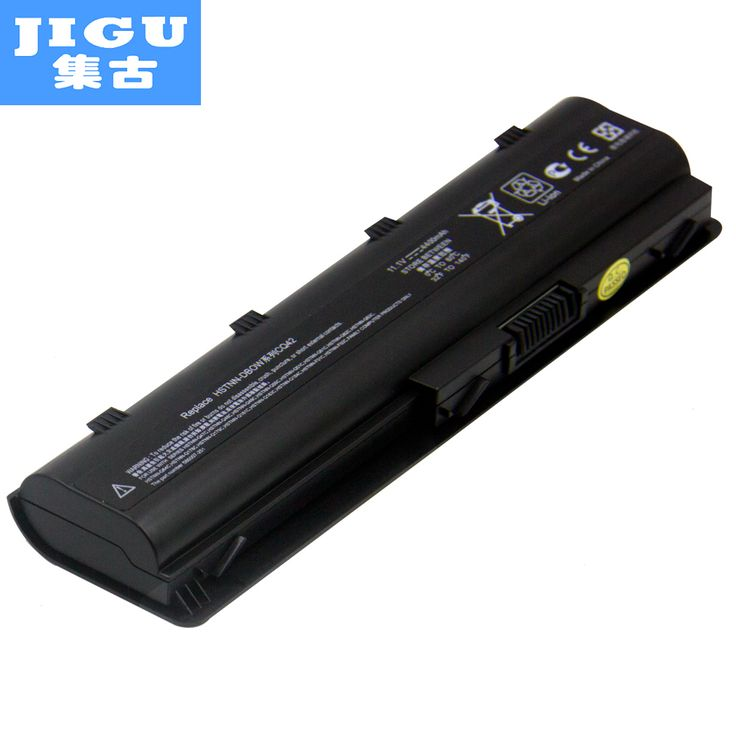 JIGU 5200MaH Battery For HP Pavilion DM4 DV3 DV7 G32 G42 G62 G56 G72 For COMPAQ Presario CQ32 CQ56 CQ62 CQ630 CQ72 MU06 #Affiliate