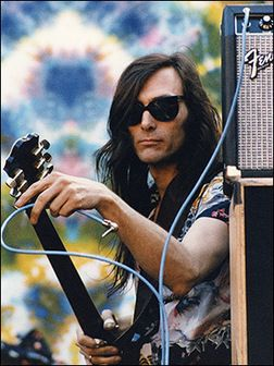 John Cipollina  Plugging in at the Greek Theater with the Grateful Dead