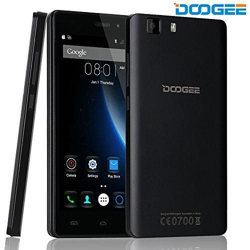 Oferta: 59.99€ Dto: -33%. Comprar Ofertas de DOOGEE X5 Smartphone - Android 5.1 3G Movile Libre ( Pantalla 5 HD IPS, Cámara 5 MP, 8GB ROM, Dual Micro SIM ) - Telefonos Ce barato. ¡Mira las ofertas!