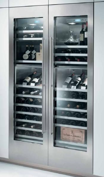 Gaggenau wine cellar - Wouldn't it be nice ...