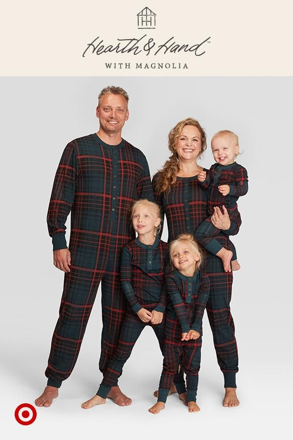cdff8d3d7e Holiday Fair Isle Family Pajamas Collection - Hearth   Hand with Magnolia.  Make memorable moments with loved ones in cozy family pajamas.   HearthAndHand