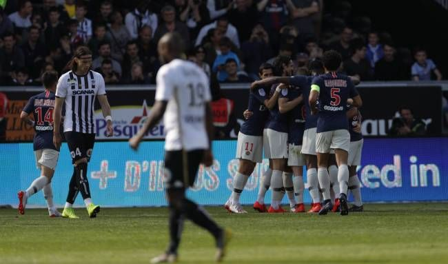 Resultat Et Resume Angers Paris Sg Ligue 1 36e Journee Samedi 11 Mai 2019 Psg Ligue 1 Et Match En Direct