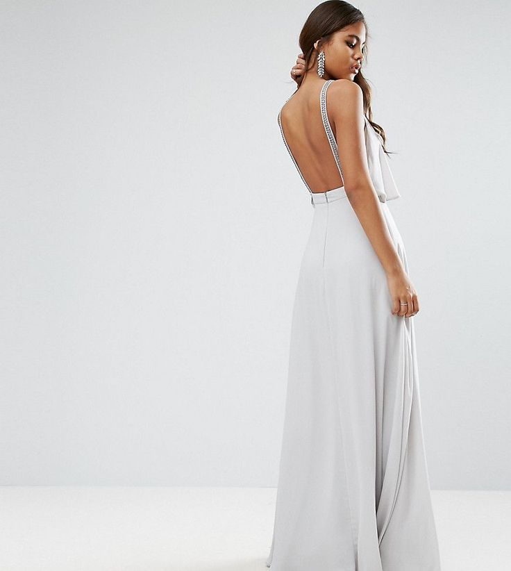 get this asos talls long dress now click for more details