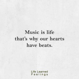 Congratulations Achievement Quotes, Music is life that's why our hearts have beats