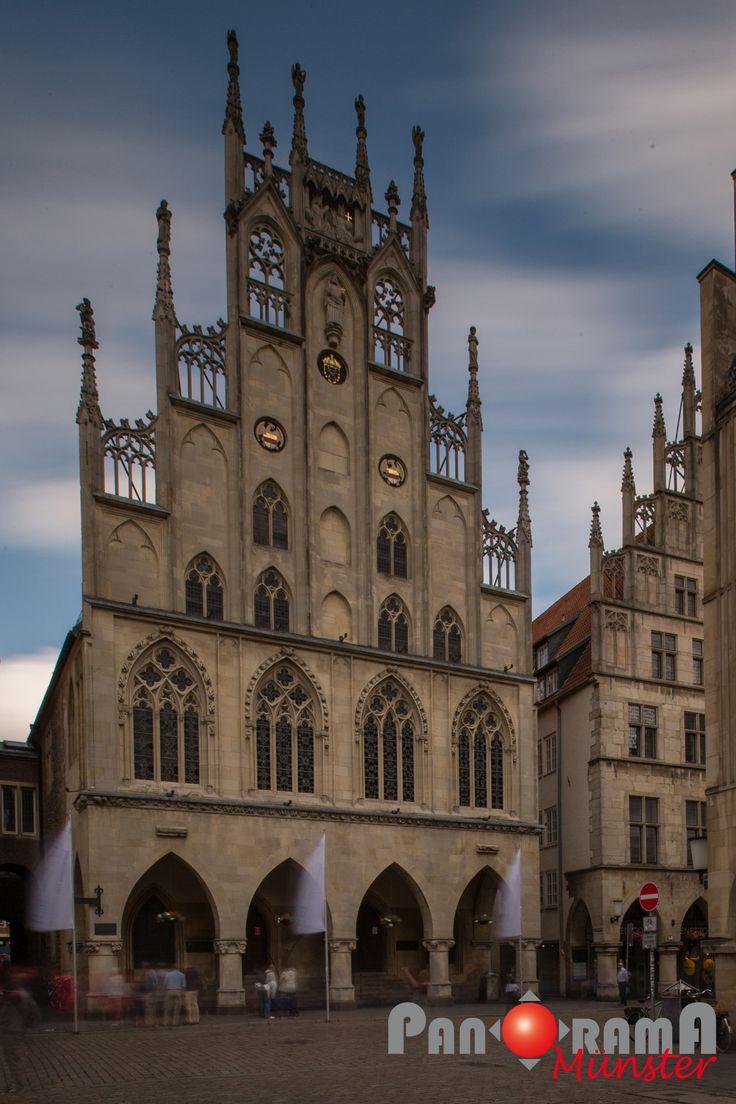 Historisches Rathaus, Prinzipalmarkt Münster. | Muenster ...