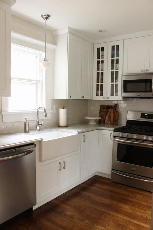25+ Best Small Kitchen Designs Ideas On Pinterest | Small Kitchens, Small  Kitchen Lighting And Small Kitchen Layouts