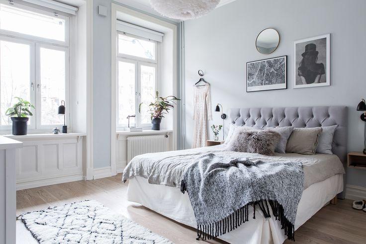 Bedroom perfection via @alvhem