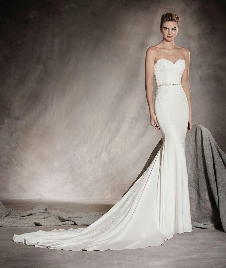 90 best Brautkleider images on Pinterest   Hochzeitskleider ...