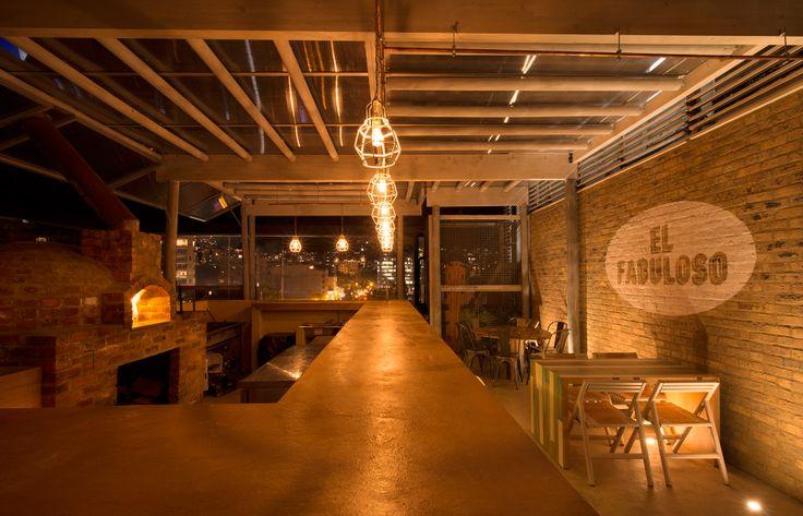 El Fabuloso, Bar. MEMA Arquitectos, 2013.