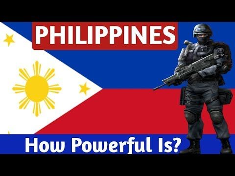 PHILIPPINES MILITARY POWER 2018 Philippine Military Power 2018 Powerful Philippine Army 2018. This video is all about 1.Philippine army 2.Philippine Military Power 3.Philippine Soldiers. 4.Philippine Man Power(Total Population,Manpower Available,Fit-For-Service,Reaching Military Age,Total...