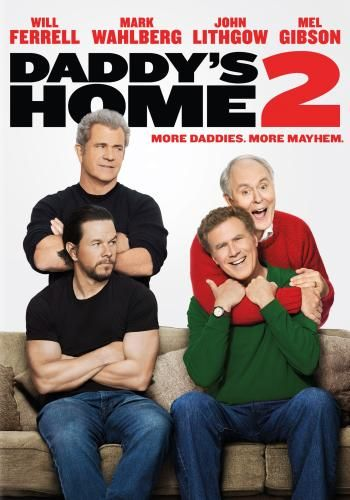 Have you seen it yet? 'Cause I think you should. It stars Will Ferrell and Mark Wahlberg. Here's how Redbox describes it: Stepfather Brad and biological dad Dusty have set aside their differences to care for their children together. However, their Christmas family get-together is complicated by the arrival of their own dads in this uproarious comedy sequel.