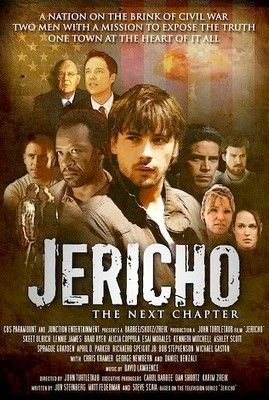 Jericho creator confirms Netflix in talks to revive series! One the second season just now, but it's really fun and interesting.