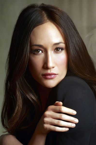 Maggie Q or real name of Margaret Denise Quigley. Played  in Nikita, Mission Impossible 3,Divergent, Live Free or Die Hard.