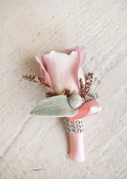 Boutonniere - From Strictly Weddings