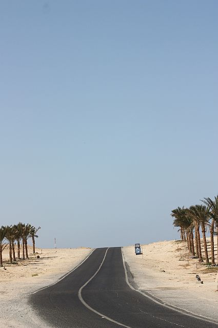 ROAD TO NOWHERE - Marsa Alam, Red Sea - Egypt