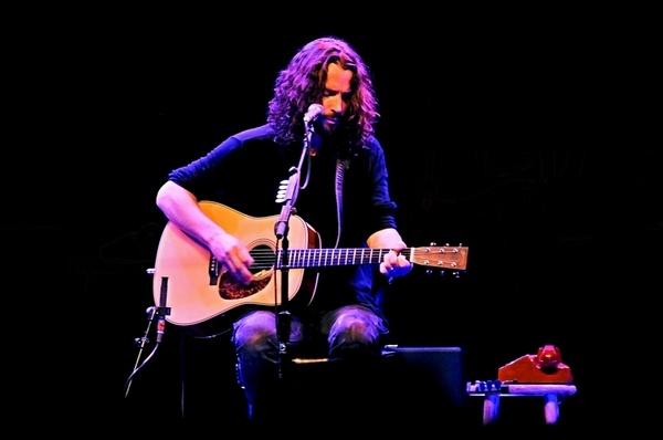 "Chris Cornell ""Songbook Tour"""