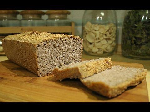 Super chleb (tylko 3 składniki) - YouTube