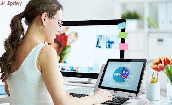Tablet vám pomůže hlídat osobní finance i bezpečnost sítě