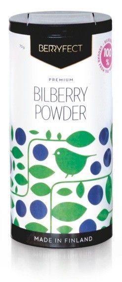 Bilberry Powder - Berryfect - Finland