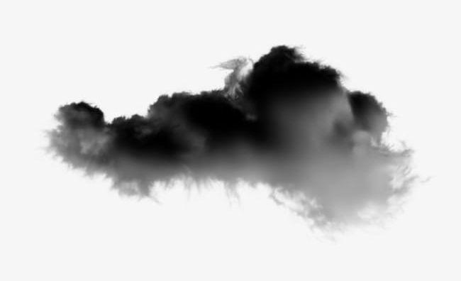 10 Black Clouds Png Black Clouds Black And White Clouds Dark Clouds
