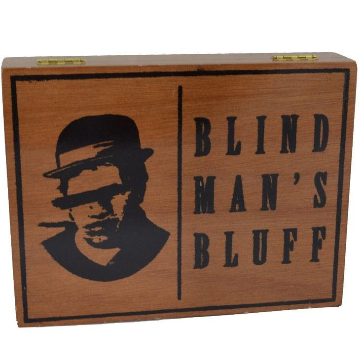 Blind Man's Puff | enter now to win one box of 25 Caldwell Blind Man's Bluff Toro Cigars!: http://wp.me/p3M0Th-5bP