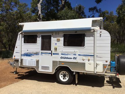 GOLDSTREAM 14ft EXPLORER ST POP TOP 2010 - PRICE DROP | Caravans | Gumtree Australia Mandurah Area - Bouvard | 1132012751