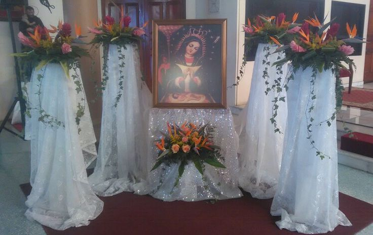 Virgen de la altagracia