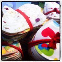 Compresas y discos de lactancia de tela, un placer para nuestro body ;)