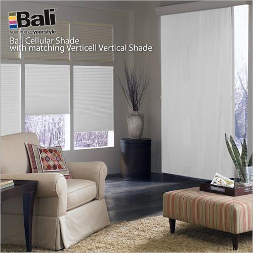 Vertical Shade For Sliding Glass Door